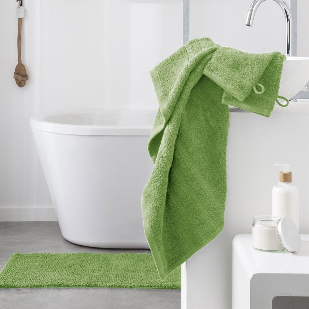 Serviette de toilette - 500 gr/m² - 50 x 90 cm - Today : Couleur:Bambou