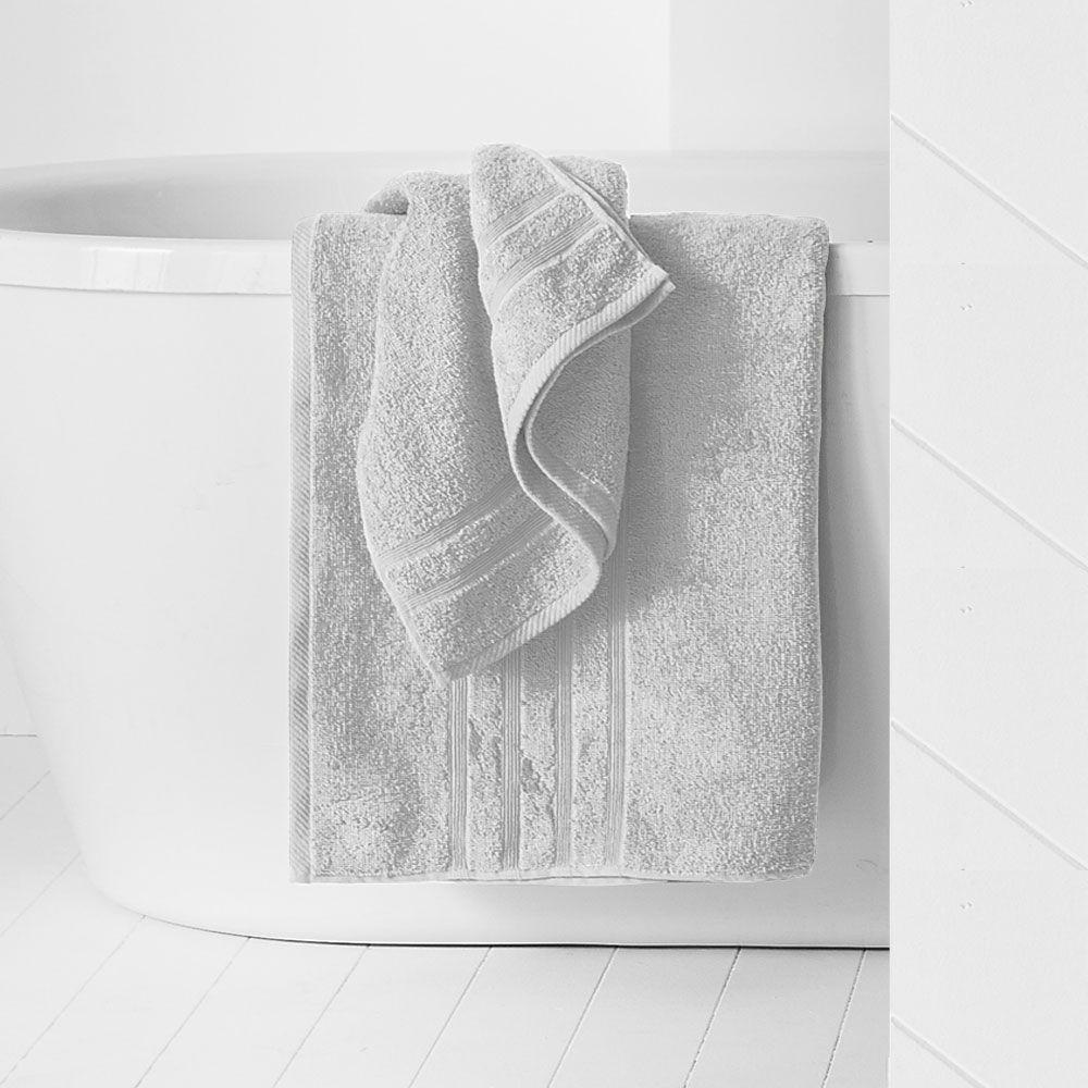 Drap de douche - 500 gr/m² - 70 x 130 cm - Today : Couleur:Chantilly