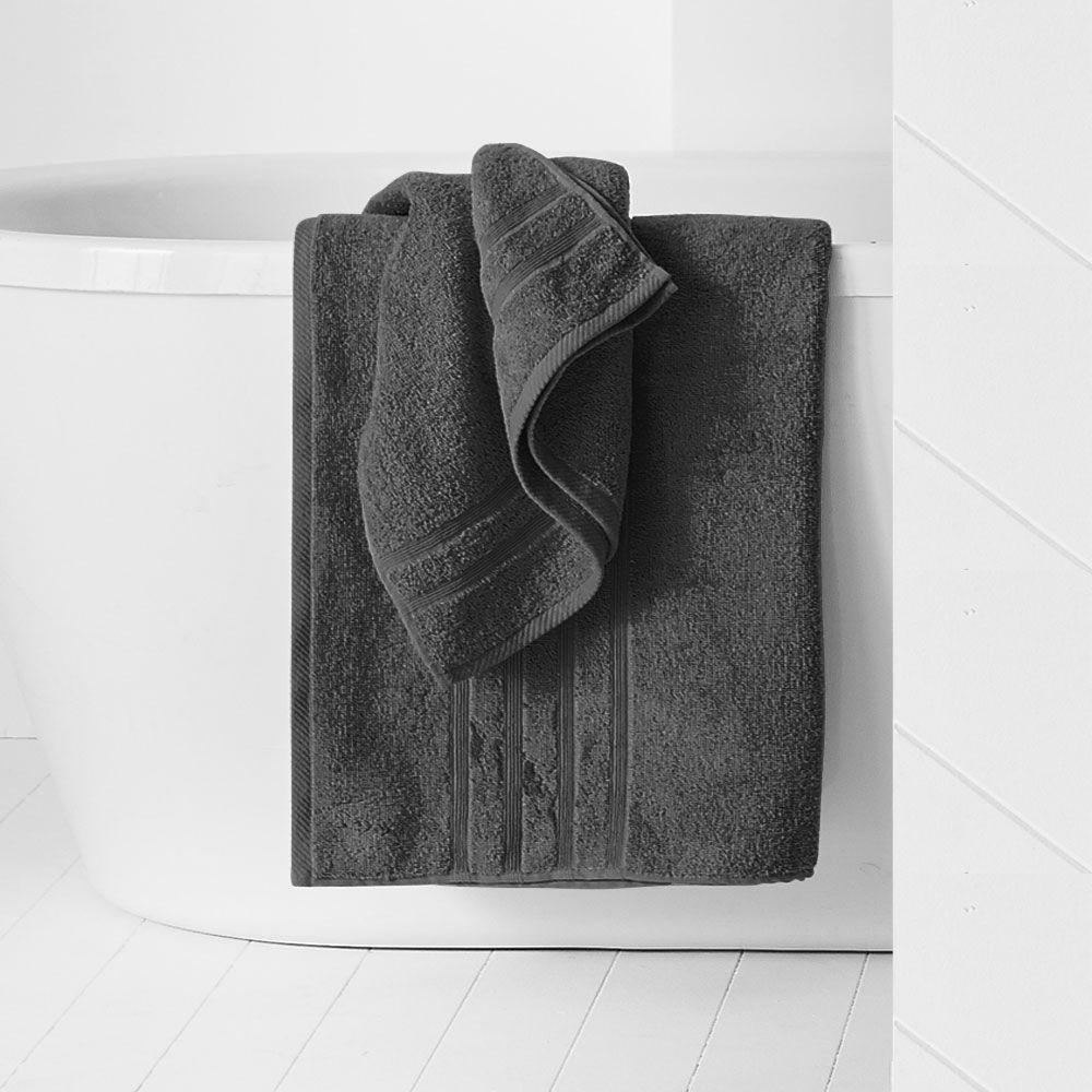 Maxi drap de bain - 500 gr/m² - 90 x 150 cm - Today : Couleur:Canon de fusil