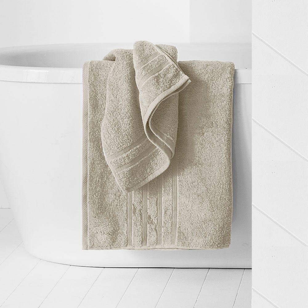 Maxi drap de bain - 500 gr/m² - 90 x 150 cm - Today : Couleur:Ivoire