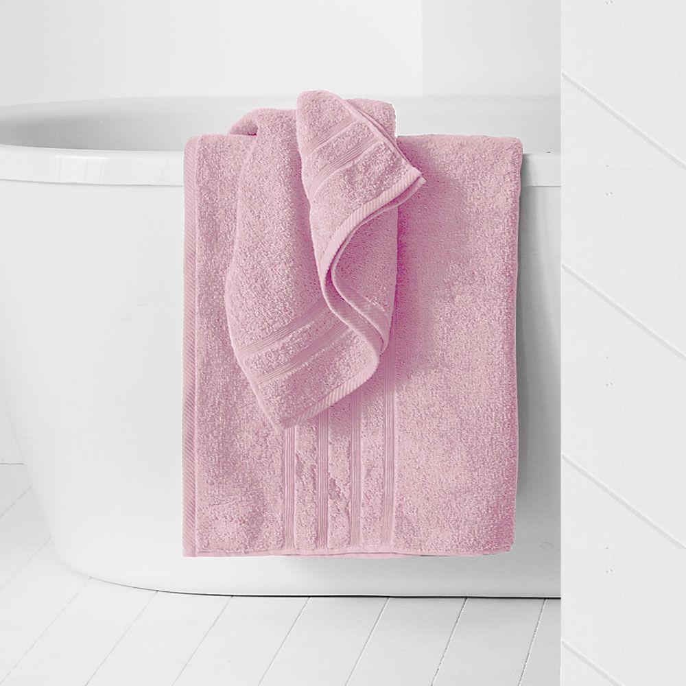 Maxi drap de bain - 500 gr/m² - 90 x 150 cm - Today : Couleur:Lili Rose
