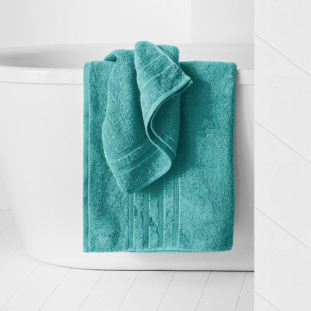 Maxi drap de bain - 500 gr/m² - 90 x 150 cm - Today : Couleur:Portofino