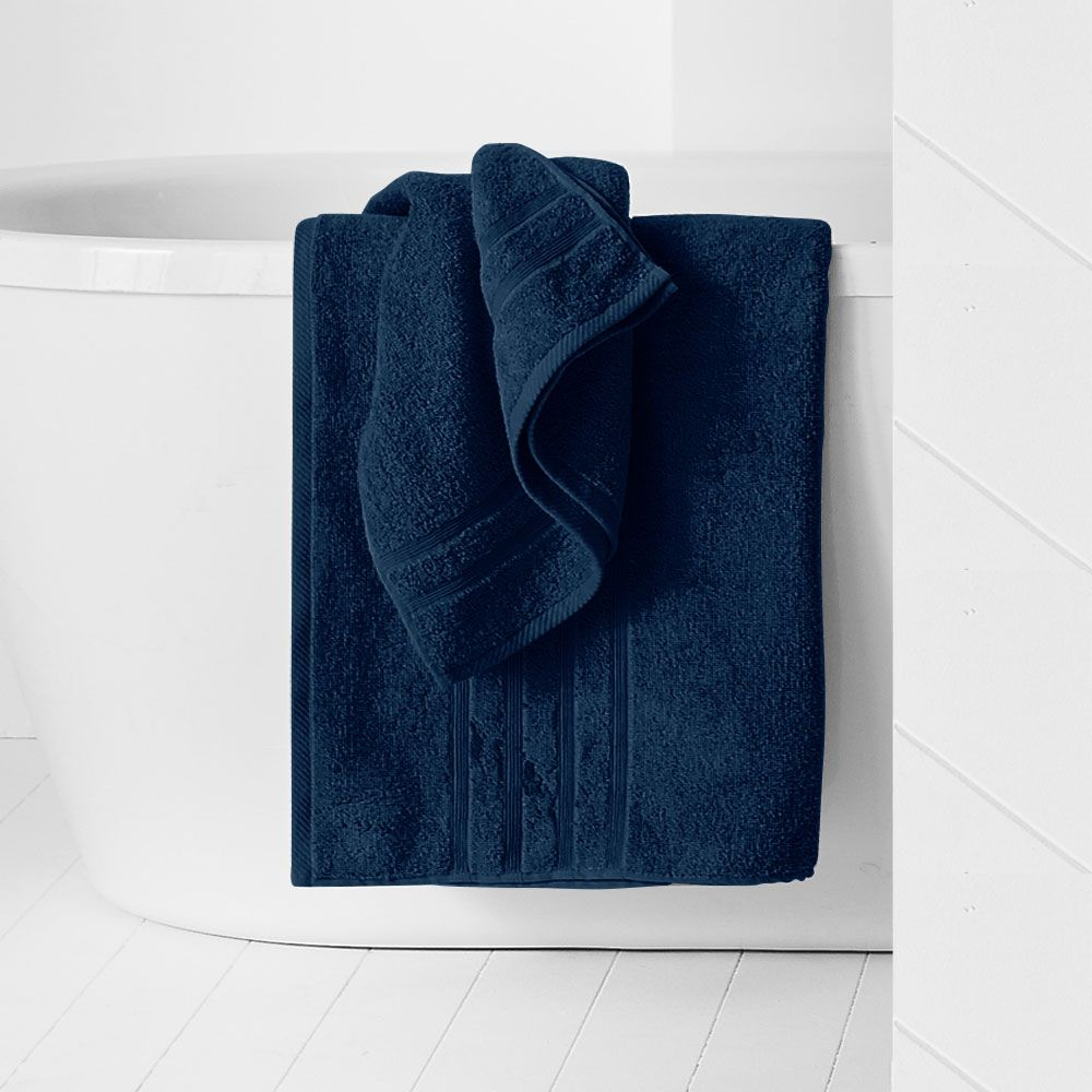 Maxi drap de bain - 500 gr/m² - 90 x 150 cm - Today : Couleur:Ciel d'orage