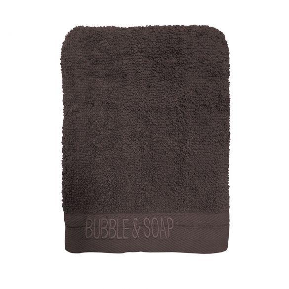 Ligne de bain brodé intemporel - Lot de 2 gants de toilette - 16 x 21 cm
