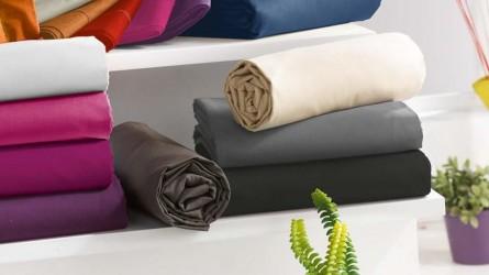 Draps housses ▷ Draps de lit colorés, de qualité et pas cher | Doulito