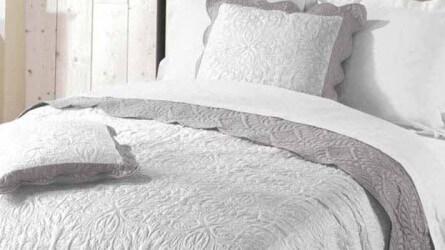Boutis - Couvre-lits ▷ Dessus de lit, jeté de lit pas cher   Doulito