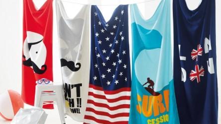 Draps de plage ▷ Achat serviette de plage pas cher | Doulito