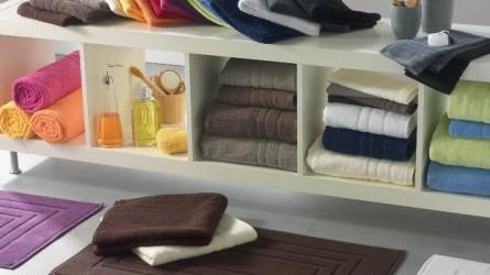 Linge de bain ▷ Serviette de toilette, drap de bain, gant | Doulito