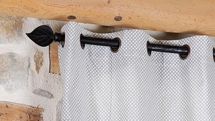 Tringles en kit ▷ Kit barre à rideau pour fenetres et portes pas cher