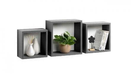 Rangement intérieur : étagères, housses, cube de rangement, boites