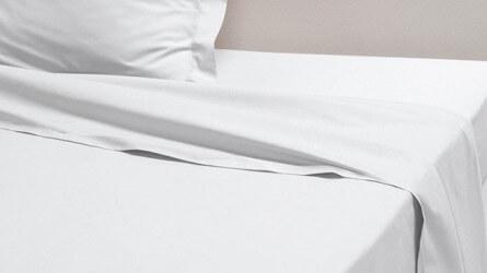 Draps plats 240 x 300 ▷ Draps de lit colorés, de qualité et pas cher
