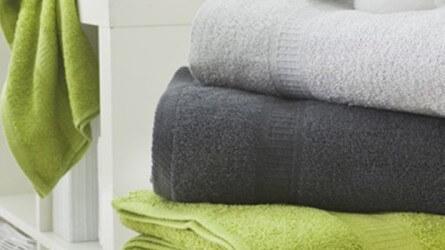 Draps de bain 90 x 150 ▷ Nombreuses couleurs, de qualité et pas cher !