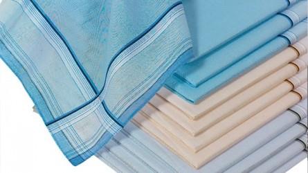 Mouchoirs tissu ▷ Nombreuses couleurs, de qualité et pas cher !