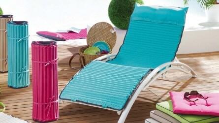 Extérieur ▷ Accessoires pour le mobilier de jardin, coussins, matelas