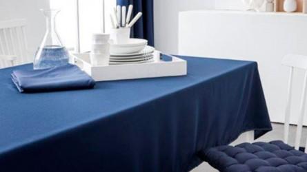 Nappes unies ▷ Nappe de table rectangle, divers coloris à bas prix