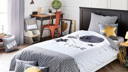 Housses de couette 140 x 200 cm ▷ Housse colorée en coton | Doulito