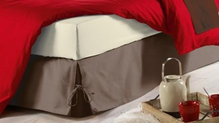 Cache-sommiers ▷ Achat protection de lit et cache-sommier pas cher